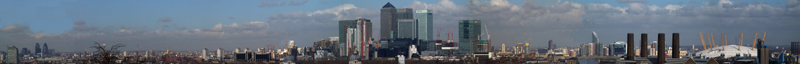 canary wharf panorma photo high resolution image giant print super large print wall